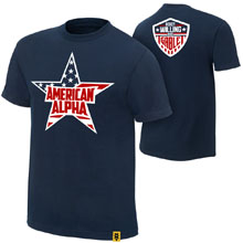 "American Alpha ""Ready, Willing, and Gable"" Authentic T-Shirt"