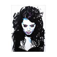 Paige WrestleMania 32 11 x 14 Art Print