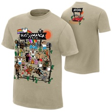"WrestleMania 32 ""RustleMania"" T-Shirt"