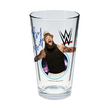 Bray Wyatt Toon Tumbler Pint Glass