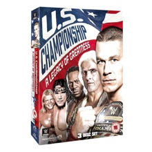 The U.S. Championship: A Legacy of Greatness DVD