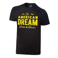"Dusty Rhodes ""The American Dream"" Vintage T-Shirt"