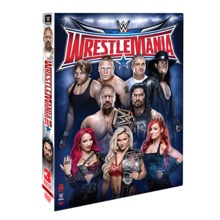 WrestleMania 32 DVD