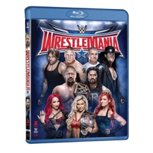 WrestleMania 32 Blu-Ray