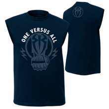 "Roman Reigns ""One Versus All"" Youth Muscle T-Shirt"