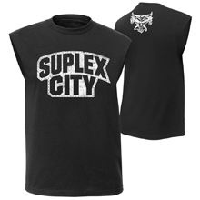 """Brock Lesnar """"Suplex City"""" Muscle T-Shirt"""