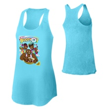 """The New Day """"Booty-O's"""" Women's Tank Top"""