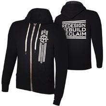 "Seth Rollins ""Redesign, Rebuild, Reclaim"" Lightweight Hoodie Sweatshirt"