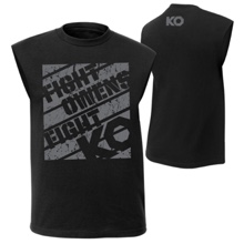 "Kevin Owens ""Fight Owens Fight"" Muscle T-Shirt"