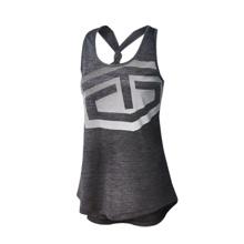 Tapout Grey Women's Knot Tank