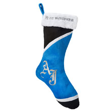 AJ Styles Holiday Stocking