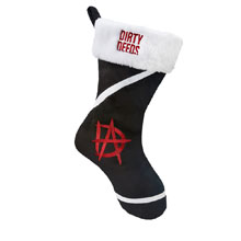 Dean Ambrose Holiday Stocking