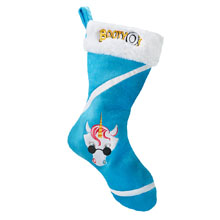 The New Day Holiday Stocking