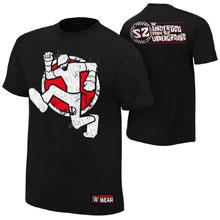 "Sami Zayn ""Worlds Apart"" Authentic T-Shirt"