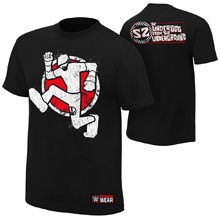 "Sami Zayn ""Worlds Apart"" Youth Authentic T-Shirt"