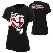 "Sami Zayn ""Worlds Apart"" Women's Authentic T-Shirt"
