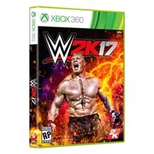 WWE 2K17 – XBOX 360