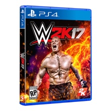 WWE 2K17 – PS4