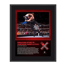 Roman Reigns Extreme Rules 2016 10 x 13 Photo Collage Plaque