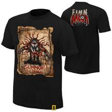 """Finn Bálor """"Summon The Demon"""" Authentic T-Shirt"""