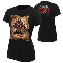 "Finn Bálor ""Summon The Demon"" Women's Authentic T-Shirt"