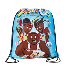 "The New Day ""Booty-O's"" Drawstring Bag"