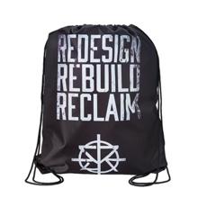 "Seth Rollins ""Redesign, Rebuild, Reclaim"" Drawstring Bag"