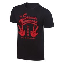 "Shinsuke Nakamura ""Strong Style Has Arrived"" Vintage T-Shirt"
