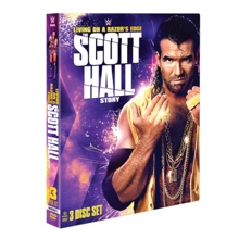 WWE: Living on a Razor's Edge: The Scott Hall Story DVD