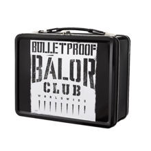 "Finn Bálor ""Bulletproof Bálor Club"" Lunch Box"
