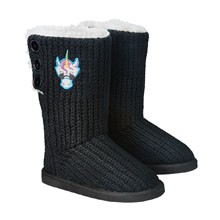 """The New Day """"Booty-O's"""" Women's Button Boots"""