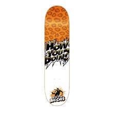"""Enzo & Big Cass """"How You Doin?"""" Skateboard Deck"""