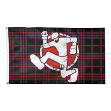 Sami Zayn 3 x 5 Logo Flag