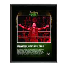 Baron Corbin Money In The Bank 2016 10 x 13 Photo Plaque