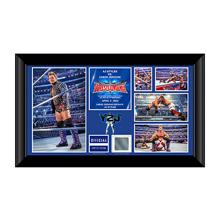 Chris Jericho WrestleMania 32 Signed Commemorative Plaque