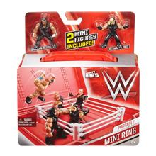 """WWE Superstarsâ€� – Mighty Mini's Portable Mini Ring Playset"