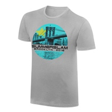 """SummerSlam 2016 """"Brooklyn Bridge"""" T-Shirt"""