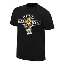NXT Takeover: Brooklyn II 2016 T-Shirt