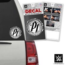 """AJ Styles """"P1"""" Car Decal"""