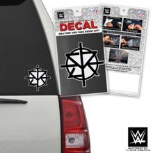 "Seth Rollins ""Redesign, Rebuild, Reclaim"" Car Decal"