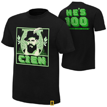 "Andrade ""Cien"" Almas ""He's 100"" Authentic T-Shirt"