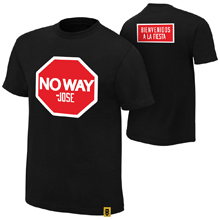 "No Way Jose ""Stop"" Youth Authentic T-Shirt"
