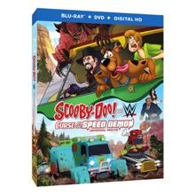 Scooby Doo & WWE: Curse of the Speed Demon Blu-Ray