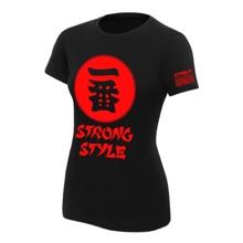 """Shinsuke Nakamura """"Ichiban"""" Women's Authentic T-Shirt"""