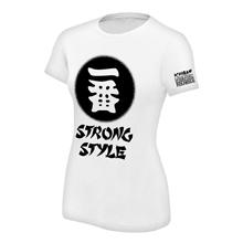 """Shinsuke Nakamura White """"Ichiban"""" Women's Authentic T-Shirt"""
