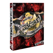 WWE: The History of the WWE Hardcore Championship: 24/7 DVD