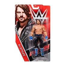 AJ Styles Series 68 Action Figure