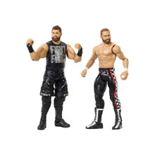 Sami Zayn & Kevin Owens 2-Pack Series 44 Action Figures