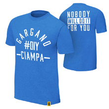 "Gargano & Ciampa ""DIY"" Authentic T-Shirt"