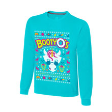 "The New Day ""Booty-O's"" Ugly Holiday Sweatshirt"